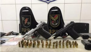 Suspeitos de integrar milícia são presos em AL por sequestro motivado por pirâmide financeira