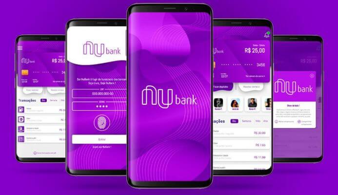 Designer sugere novo layout para o app do Nubank e viraliza no LinkedIn