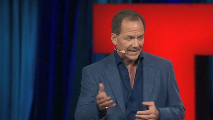 O investidor Paul Tudor Jones. (Foto: Reprodução/YouTube/TED Talks)