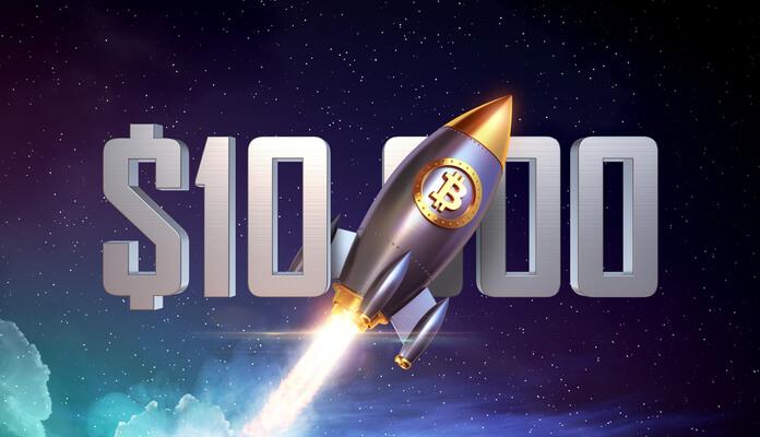 Bitcoin US$ 10.000