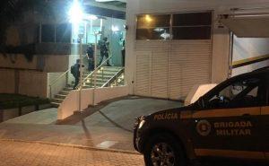 Polícia e MP fazem operação contra quadrilha que desviou R$ 35 milhões da Gerdau no Santander