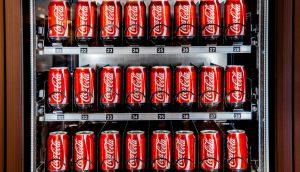 Cetenas de máquinas da Coca-Cola na Nova Zelândia e Austrália agora aceitam bitcoin