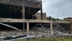 Mansão de R$ 3 milhões de donos de pirâmide financeira é incendiada no interior do RS