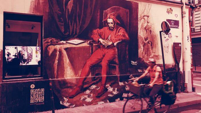 Confessions of a Red Jester (Foto: Pascal Boyart)