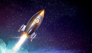 Evento demonstra primeira transferência com bitcoin originada do espaço