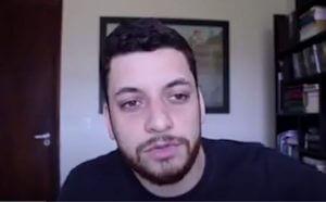 Raphaël Lima, criador do canal 'Ideias Radicais', (Reprodução/Youtube)