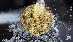 Temporais derrubam hashrate de pools de mineração de Bitcoin na China
