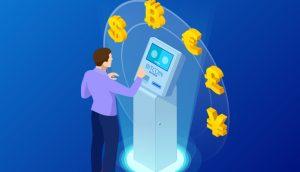 Estudante da UFSC cria máquina que troca moedas por criptomoedas e registra patente