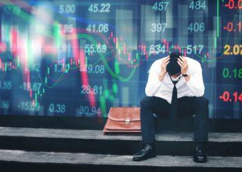 crise, trader