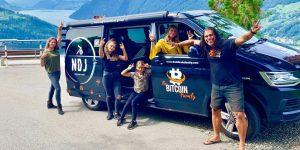 Família Bitcoin (Foto: Arquivo pessoal/Reprodução)