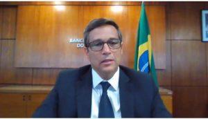 Brasil deve ter moeda digital em 2022, diz presidente do Banco Central