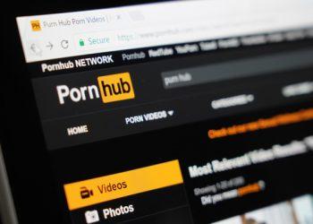 Pornhub é um dos maiores sites de conteúdo adulto do mundo