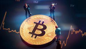 bitcoin gráfico investidor