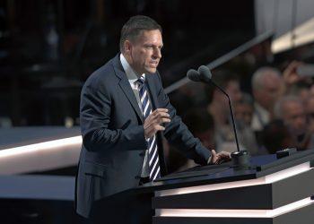 Peter Thiel lidera série de investimentos em corretora de criptomoedas