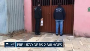 Polícia do DF cumpre mandados contra grupo que roubou R$ 2 milhões em esquema de criptomoedas