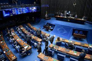 Plenário do Senado (Foto: Pedro França/Agência Senado)