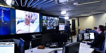 O sneador Jorginho Mello (PL-SC) foi o relator da MP, que foi aprovada do modo como editada pelo governo (Waldemir Barreto/Agência Senado)