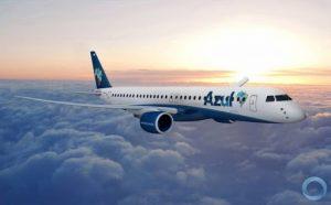 Avião da azul (Foto: Reprodução/Divulgação)