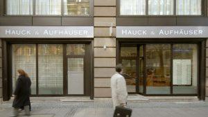 Hauck & Aufhäuser (Foto: AP)