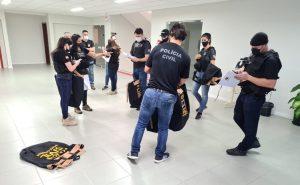 Polícia civil investiga estranho caso de crime com bitcoin e chantagem em prefeitura de SC