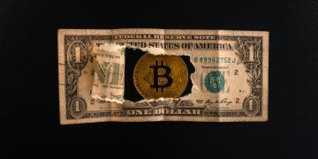 dólar inflação bitcoin