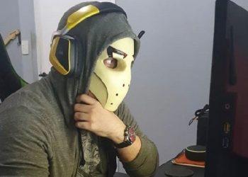 youtuber brasileiro zangado