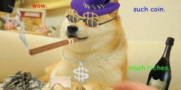 Imagem: Facebook Dogecoin/Reprodução