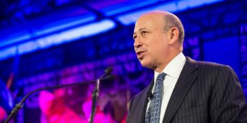 Lloyd Blankfein, ex-CEO do Goldman Sachs