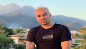 """Youtuber Ricardo """"Piuzinho"""" Henrique (Foto: Reprodução/Instagram)"""