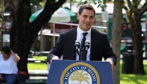 prefeito de Miami, Francis Suarez
