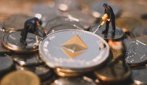 Mineradores de Ethereum já arrecadaram US$ 1 bilhão em fevereiro