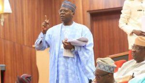 Senador da Nigéria Sani Musa