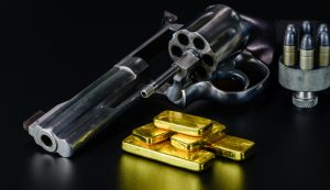 arma ouro
