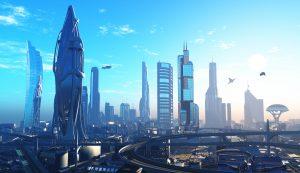 cidade futuro