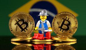 bitcoin, mineração, brasil