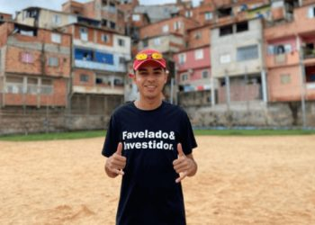 """""""Será que você está sendo enganado?"""", diz Favelado Investidor sobre day trade na IQ Option"""