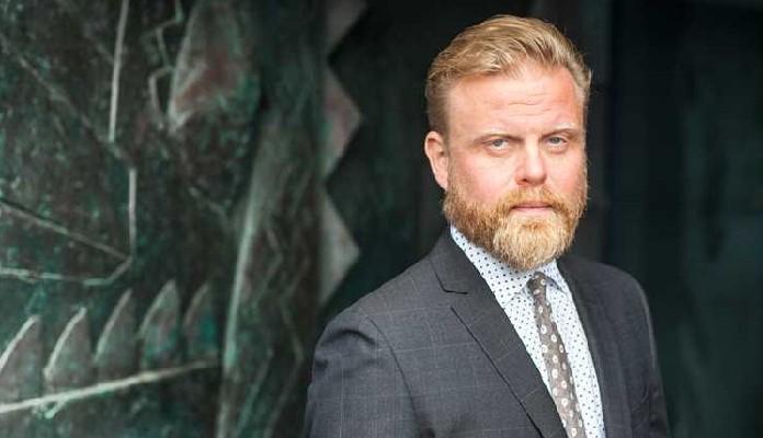 Ásgeir Jónsson, o presidente do Banco Central da Islândia