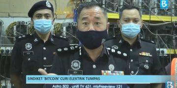 mineração, bitcoin, malásia