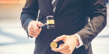 bitcoin, leilão