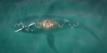 baleia, bitcoin
