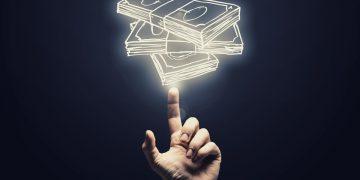 dinheiro, digital, virtual