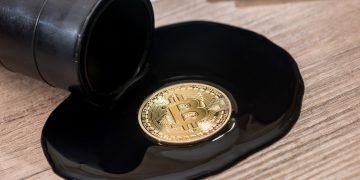 bitcoin, petróleo