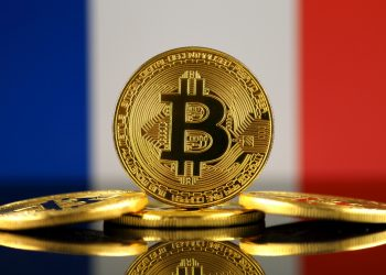 leilão, bitcoin, frança