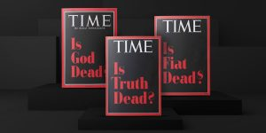 Capa da última revista TIME (Foto: TIME)