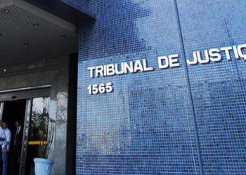 Entrada do Judiciário gaúcho (Foto: Divulgação)