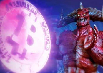 Besta, satanás, universal, bitcoin