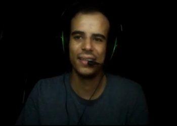 Investidor brasileiro Victor França, de 24 anos (Foto: Reprodução/YouTube)