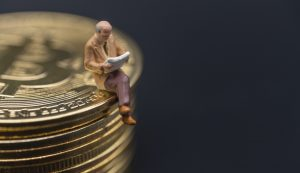 livro, leitor, bitcoin