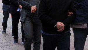 Operação da polícia turca (Foto: Divulgação/ Agência Anadolu)