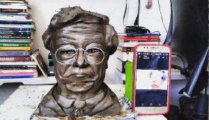 Arte, satoshi nakamoto, bitcoin